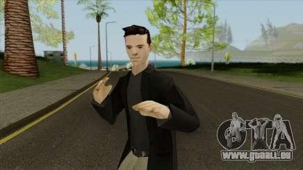 Claude Veste LQ pour GTA San Andreas