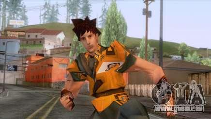 Dragonball Evolution - Goku Skin für GTA San Andreas