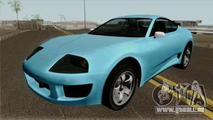 Dinka Jester Classic GTA V für GTA San Andreas