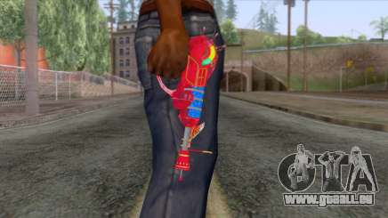 Call Of Duty Zombies - Ray Gun für GTA San Andreas