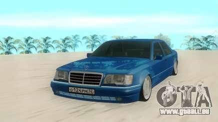 Mercedes-Benz E500 Stock pour GTA San Andreas