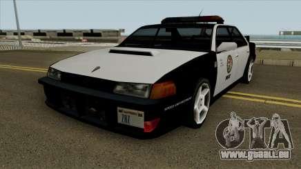 Sultan Police LSPD pour GTA San Andreas