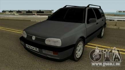 Volkswagen Golf Mk3 Variant für GTA San Andreas