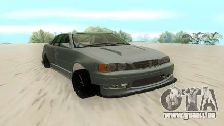 Toyota Chaser JZX100 DRIFT pour GTA San Andreas