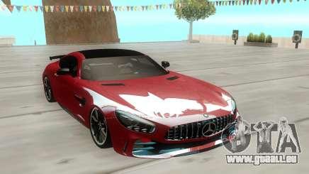 Mercedes-Benz GTS für GTA San Andreas