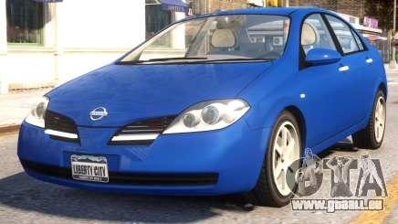 Nissan Primera 2002 v.1.0 für GTA 4