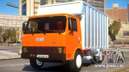 Fiat 50 NC Kamyon pour GTA 4
