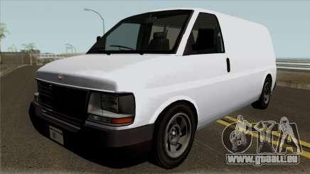 Vapid Speedo GTA V pour GTA San Andreas