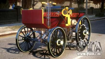 Daimler Benz 1886 V.2 pour GTA 4