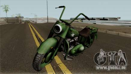 Motorcycle Game Ride To Hell - Retribution pour GTA San Andreas