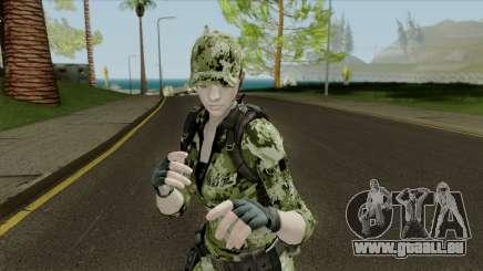 Jill Valentine pour GTA San Andreas