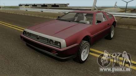 GTA V Deluxo v2 für GTA San Andreas