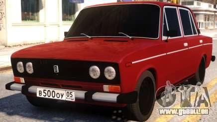 VAZ 2106 Dag Style pour GTA 4