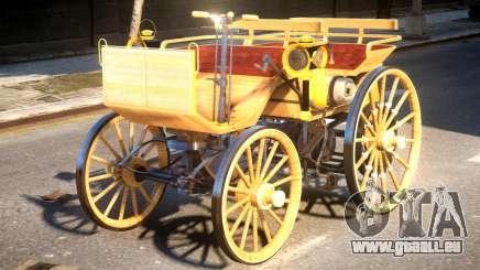 Daimler Benz 1886 V.2.2 pour GTA 4