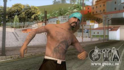 Crips & Bloods Vla Skin 1 pour GTA San Andreas