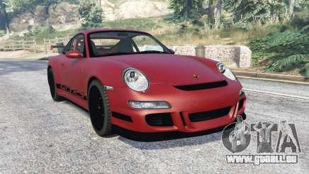 Porsche 911 GT3 RS (997) 2007 v1.1 [replace] pour GTA 5