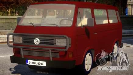 Volkswagen Transporter T3 pour GTA 4