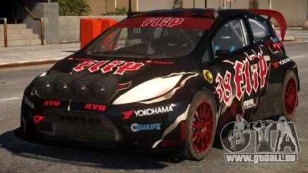 Ford Fiesta Rallycross (DiRT3) V.1 pour GTA 4