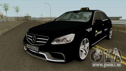 Mercedes-Benz E-Klasse 63 Taxi für GTA San Andreas