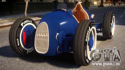 Audi Type C 1936 V.1.3 pour GTA 4
