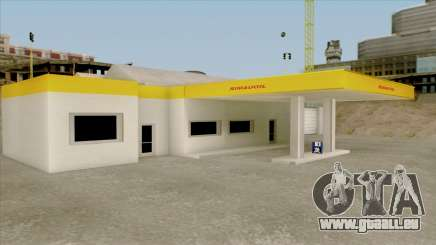 Doherty Rimau Oil Fuel Station pour GTA San Andreas