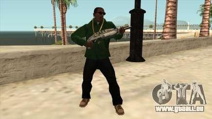 Fast Reload für GTA San Andreas