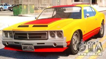 Sabre GT HD v1.0 pour GTA 4
