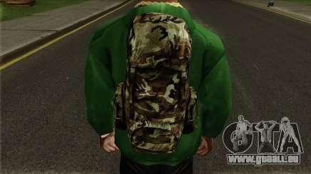 Parachute Bag HD pour GTA San Andreas