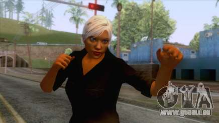 GTA 5 - Female Skin v2 pour GTA San Andreas