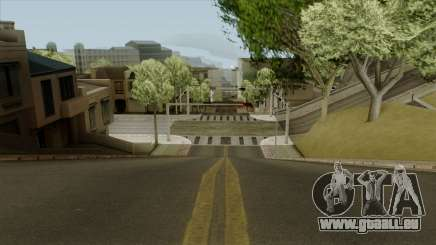 No Traffic And Peds pour GTA San Andreas