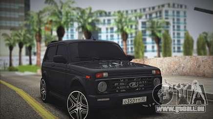 VAZ 2121 Urban pour GTA San Andreas