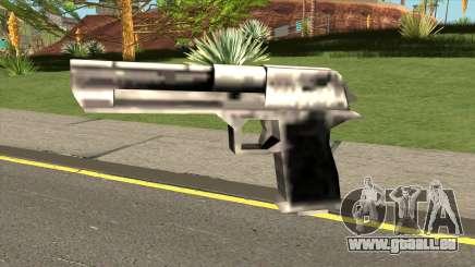 Desert Eagle SA Style für GTA San Andreas