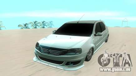 Renault Logan Sport pour GTA San Andreas
