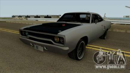 Plymouth Road Runner Fast and Furious 7 1970 für GTA San Andreas