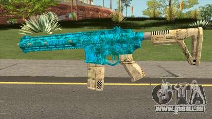 Gunnruning Carbine MK2 Origins Camo pour GTA San Andreas