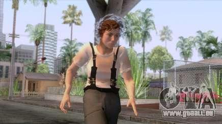 Aliens - Ellen Ripley Skin pour GTA San Andreas