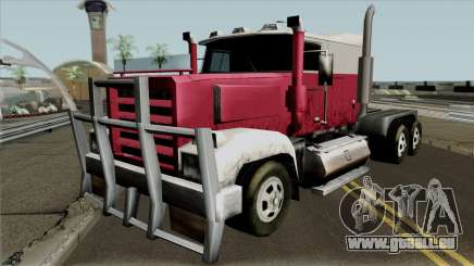 Roadtrain Looking Beta für GTA San Andreas