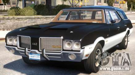 Oldsmobile Vista Cruiser 1972 für GTA 4