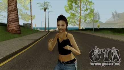 Gungrl3 pour GTA San Andreas