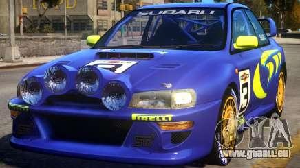 1998 Subaru Impreza WRC - PURPLE für GTA 4