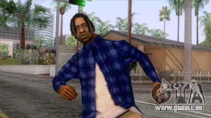 Crips & Bloods Fam Skin 2 für GTA San Andreas