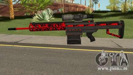 New Sniper für GTA San Andreas