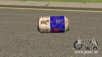 PUBG Hot Bull Energy Drink für GTA San Andreas