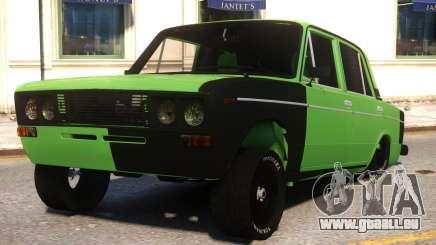 VAZ 2106 Xuliqan pour GTA 4