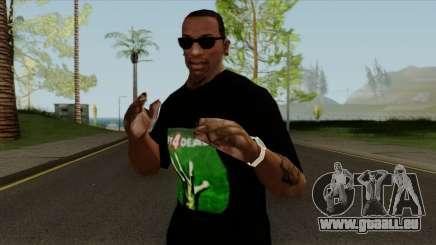 T-Shirt Von Left 4 Dead für GTA San Andreas