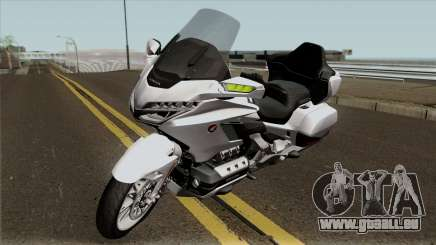 Honda Goldwing DCT 2018 pour GTA San Andreas