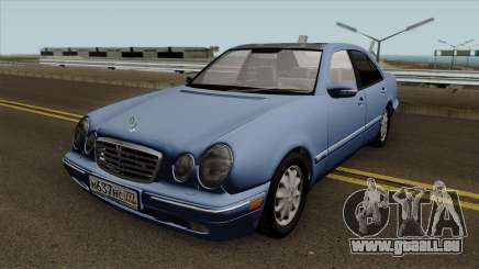 Mercedes-Benz E-Klasse W210 E420 Avantgarde 1999 für GTA San Andreas