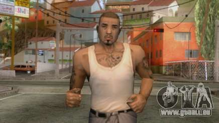 Crips & Bloods Vla Skin 2 pour GTA San Andreas
