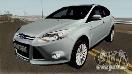 Ford Focus Hatchback 2015 für GTA San Andreas