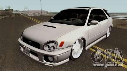 Subaru Impreza Wagon pour GTA San Andreas